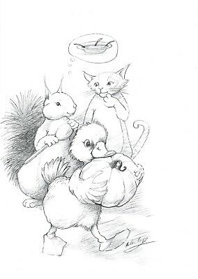 Doodle by Helen Cooper (Pumpkin Soup / Bear Under the Stairs)
