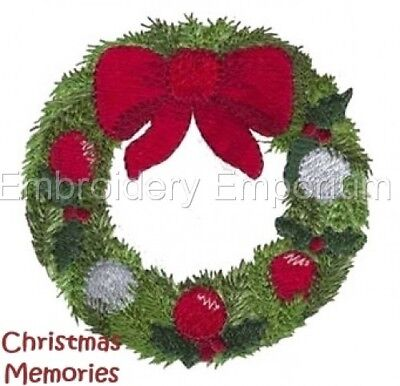 Christmas Memories Collection - Machine Embroidery Designs On Cd