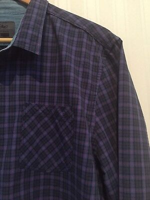 Mens Mossimo Long Sleeve Shirt Size XL
