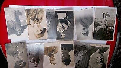 Postcard Lot - British Military Type Ww2 Soldiers- 24Cards