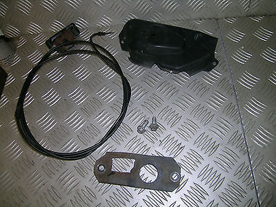D2 Land Rover Discovery bonnet cable and release mechanism