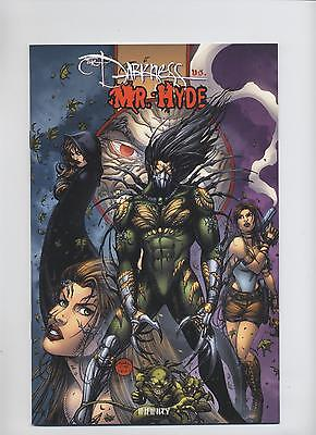 Monster War # 4 Variant - Darkness / Mr. Hyde - Infinity 2006 - Pp 16/22 - Top