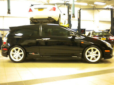 2005 Honda Civic Si Type R 2005 Honda Civic Si EP3 turbo