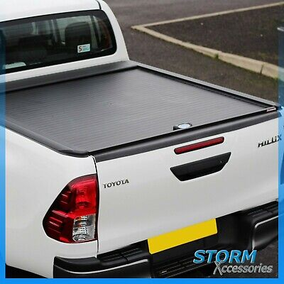 Toyota Hilux Mk8 2016 On Armadillo Roll Top Cover