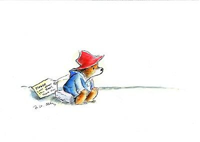 Doodle by R.W. Alley (Paddington Bear / Illustrator)