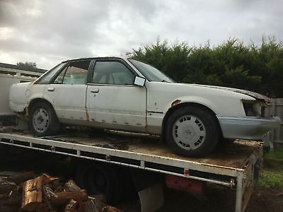 HOLDEN VK COMMODORE V8 FOR WRECKING YOU ARE BIDDING FOR radiator bolts