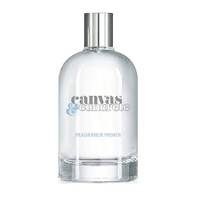 Canvas & Concrete Fragrance Primer 100ml 3.4oz