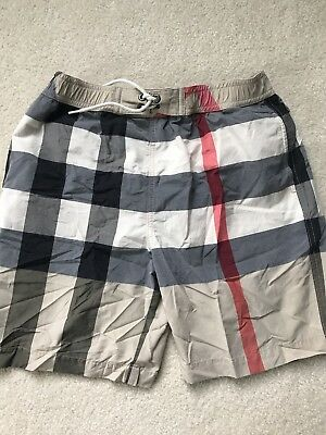 Burberry Boys Swim Trunks Size 12