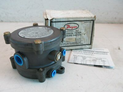 Dwyer 1950-5-2F Explosion Proof Pressure Switch