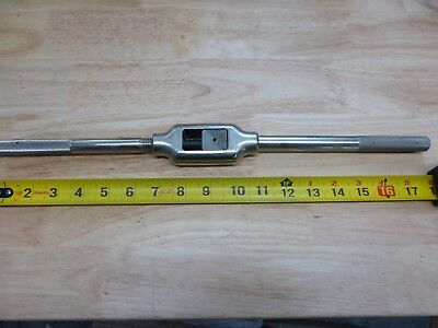 Hanson Tap Handle Wrench Machinist Tool USA
