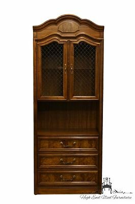 DREXEL Country French Style 31″ Illuminated Cabinet 530-818