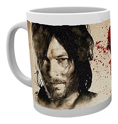 GB Eye Ltd, The Walking Dead, Daryl Needs You, Tasse