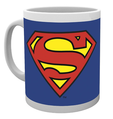 GB Eye LTD, DC Comics, Superman Logo, Tasse