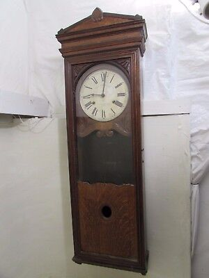 Antique Time Recording Company British Bundy Clocking In Clock Binghamton NY