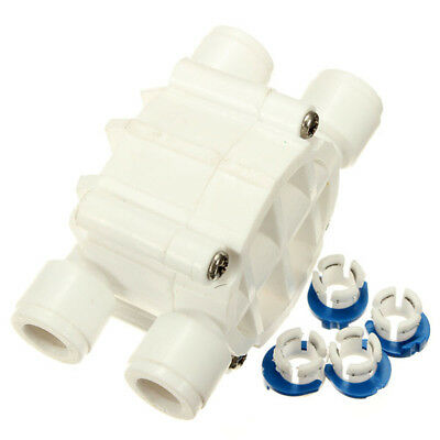 14 Inch 4 Way Reverse Water Filter Auto Shut Off Valve Osmosis System
