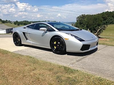 2006 Lamborghini Gallardo  2006 Lamborghini Gallardo E-Gear 10,988 Actual Miles With Pre Sale Inspection