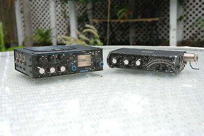 Pro audiio field mixer Sound Devices 302 & Share FP 33- in good working order