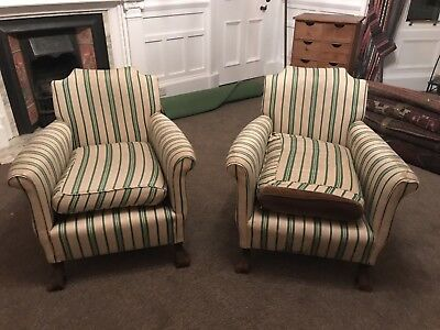 Antique Armchair (pair)