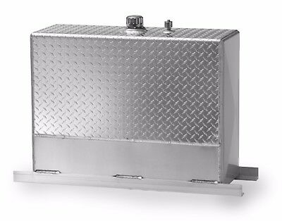 Aluminum Upright 50-Gallon Hydraulic Tank