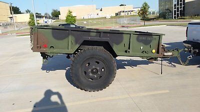 M105A2 Military Surplus Trailer