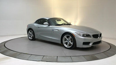 2015 BMW Z4 Roadster sDrive28i Roadster sDrive28i 2 dr Convertible Gasoline 2.0L 4 Cyl Glacier Silver Metallic