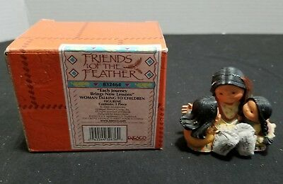 Enesco Friends of the Feather 2000 Each Journey Brings New Lessons