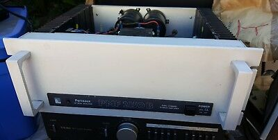 Vintage Perreaux PMF 2150B Stereo Power Amplifier Amp for Repair or Part