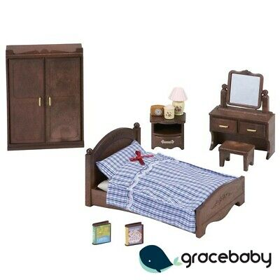 Sylvanian Families - Master Bedroom Set 5039