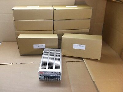SP-150-24 Mean Well NEW In Box 24VDC 150W 6.3A Power Supply SP15024
