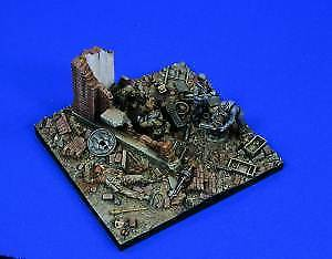 Verlinden 1494 1:35 Last Stand Diorama Base