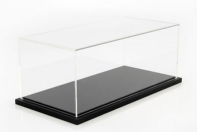 Triple Plexi Glass Showcase for Model Cars on a Scale of 1:18 gt-spirit