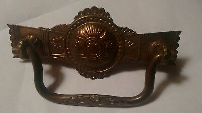 Victorian drawer pull