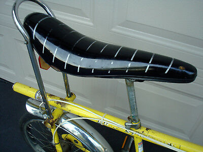 1969 Iverson Drag Stripper George Barris muscle bike banana seat polo (seat only