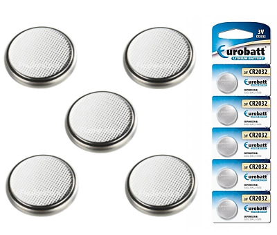 Lithium Li-ion 3V Button Cell Coin Battery CR2032 BR2032 DL2032 CR 2032. 0153