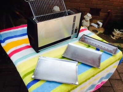 Hot point Vertical Grill Toaster