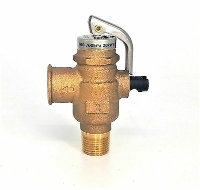 Reliance RMC H50 700kpa High pressure Expansion Control Valve 15mm replace AVG