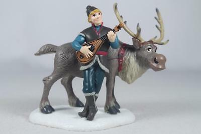 Dept 56 Accessory 'Kristoff Serenading Sven' Disney's Frozen #4049327 New In Box