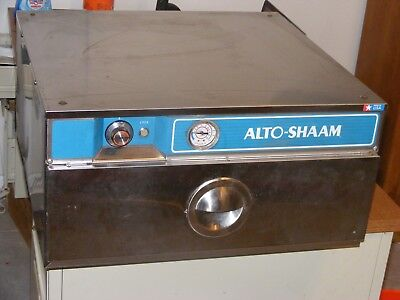 Alto-Shaam Single Drawer Halo Heat Cook/hold/serve System 500-1D*see Description