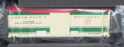 On30 Christmas Fruitcake Box Car NorthPole&Southern Bachmann Spectrum #27044 NIB