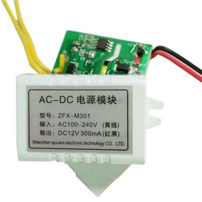 Switch Power Supply Step-Down Module Industrial Power Adapter 12V 100mA XH-M301