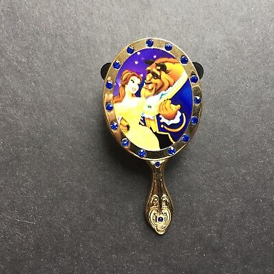 Disney Movie Club Exclusive Pin #36 - Beauty and the Beast Disney Pin 79989