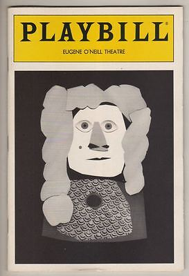 """La Bete"" Playbill Original 1991 Broadway  Production FLOP  Dylan Baker"