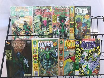 Tales of the Green Lantern Corps Annual 1-3 and GLC Quarterly 1-3 5 7 lot