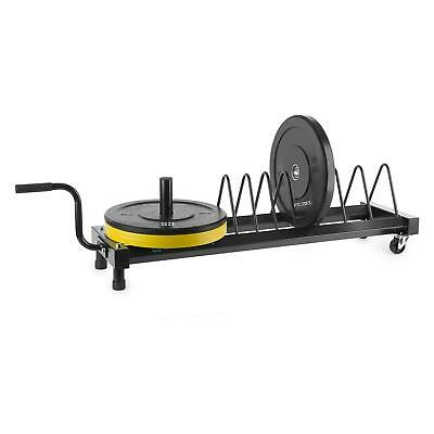 Capital Sports Practical Storage Max 500 Kg Load Weight Plates Holder *free P&p*