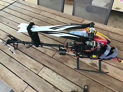 Blade 500x with Kbar RC helicopter