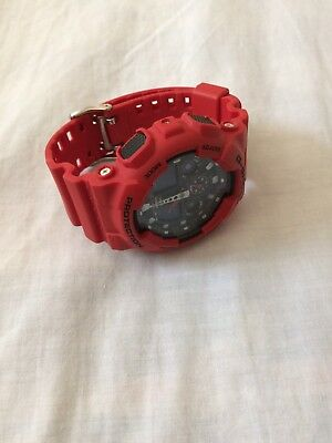 Casio G-Shock GA-100B-4A Men's Analog/Digital Watch