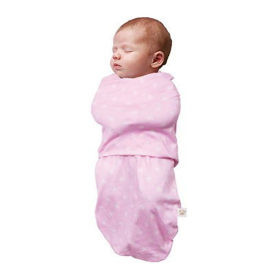 Clevamama Emmailloter pour Dormir Rose