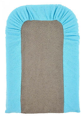 Bambisol Matelas à Langer Taupe Turquoise