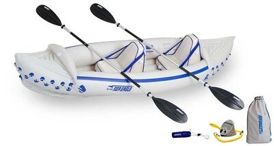 Sea Eagle SE330 2 Person Inflatable Kayak- Pro Package
