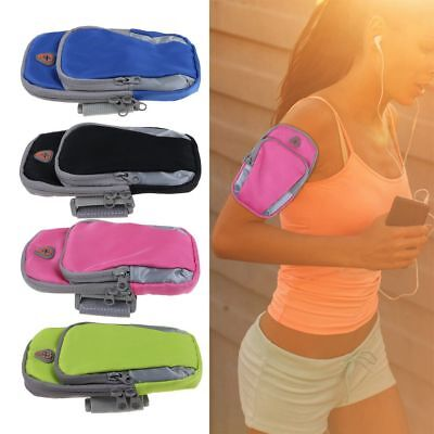 Running Jogging Gym Bike Armband Case Cover Exercise Pouch For Samsung iphone 7